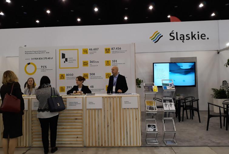 Śląskie Centrum Przedsiębiorczości podczas 8. edycji Europejskiego Kongresu MŚP. Zobacz relację video.